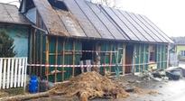 Pożar budynku mieszkalnego w Kańczudze. Zginął 57-latek - Aktualności Podkarpacie