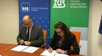 ZUS rozpoczął współprace z Uniwersytetem Rzeszowskim