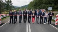 Zakończono przebudowę drogi wojewódzkiej nr 897. Mowa o odcinku Tylawa-Daliowa - Aktualności Podkarpacie