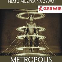 """60. Jubileusz DKF Klaps. """"Czerwie"""" zagrają na żywo do filmu """"Metropolis"""""""