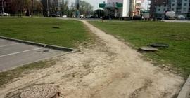 Chodniki w miejscach gdzie mieszkańcy wydeptali ścieżki? Jest interpelacja radnych