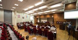 Podczas obrad Sejmiku rozmawiano m.in. o współpracy z rumuńskim regionem i infrastrukturze drogowej