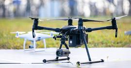 W Aeropolis powstanie rój dronów do misji antysmogowych