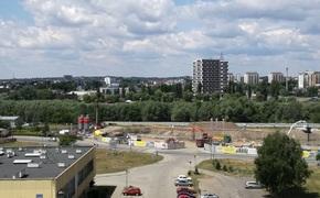 Przy ul. Kwiatkowskiego powstają Tarasy Nad Zalewem. Deweloper wykupił teren z warunkami zabudowy