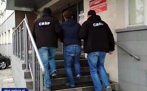 Rozbito grupę przestępczą funkcjonującą m.in. na Podkarpaciu