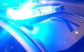 Wczoraj w Rzeszowie policjanci eskortowali rodzącą kobietę