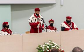 Uniwersytet Rzeszowski rozpoczął nowy rok akademicki