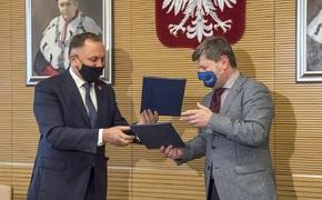 Politechnika Rzeszowska podpisała umowę z Centrum Medycznym MEDYK
