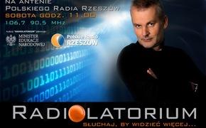 """""""Radiolatorium"""" wraca na antenę Radia Rzeszów"""