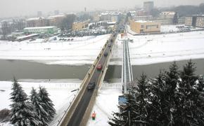 Most Narutowicza znajdzie inne miejsce?