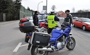 Wspólne patrole policjantów i motocyklistów - Aktualności Rzeszów
