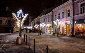 Aktualności Rzeszów   Znika świąteczne oświetlenie Rzeszowa
