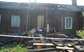 Pijany mężczyzna podpalił dom - Aktualności Podkarpacie