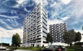 75 metrów wysokości i 18 kondygnacji. Bulwary Park –nowa inwestycja mieszkaniowa w Rzeszowie - Inwestycje w Rzeszowie