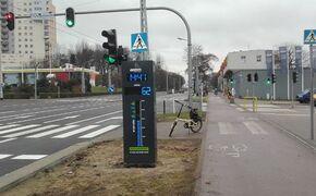 Powstanie stacja do zliczania rowerzystów? - Inwestycje w Rzeszowie