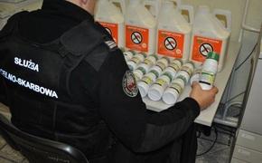 Krajowa Administracja Skarbowa udaremniła przemyt 200 litrów środków ochrony roślin - Aktualności Podkarpacie
