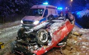 Śmiertelny wypadek w Olchowej. 18-latek zginął na miejscu - Aktualności Podkarpacie