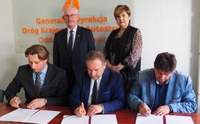 Podpisano umowę na remont 5-kilometrowego odcinka DK19 Kamień - Górno - Aktualności Podkarpacie