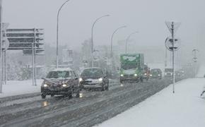 Pięć powiatów na Podkarpaciu z ostrzeżeniem przed opadami śniegu - Aktualności Podkarpacie