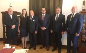 Rada Miasta i mieszkańcy Nowego Jorku docenili prezydenta Rzeszowa - Aktualności Rzeszów