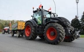 FOTO. Strajk rolników w Rzeszowie. Utrudnienia na obwodnicy - Aktualności Rzeszów