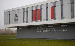 Otwarto nowy budynek straży pożarnej w Dworzysku - Aktualności Rzeszów