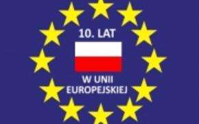 | Wystawa z okazji 10. rocznicy przystąpienia Polski do Unii Europejskiej