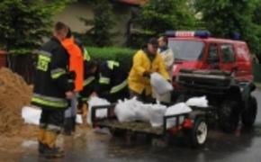| Wstępnie oszacowano straty po powodzi