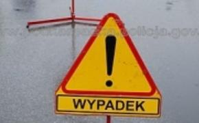 | 2 osoby zginęły w wypadku w Ropczycach