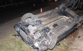 | 18-letni kierowca dachował w Humniskach