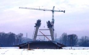 | FOTO. To będzie największy most w Rzeszowie