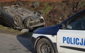   Poranny wypadek w Ujkowicach