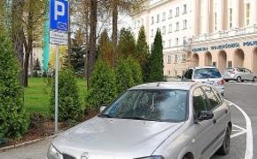 | Od jutra zmiana organizacji ruchu na parkingach przed Komendą Wojewódzką Policji