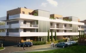 | Ekskluzywne osiedle mieszkaniowe przy ul. Św. Rocha