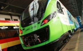   W weekend nowe połączenie kolejowe: Jasło - Komańcza