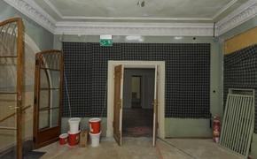 | FOTO. Trwają prace remontowe na Zamku w Łańcucie
