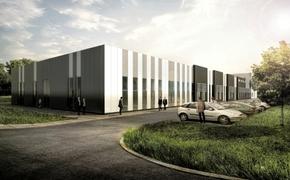 | Nowy budynek Inkubatora Technologicznego. Zobacz, jak b�dzie wygl�da�