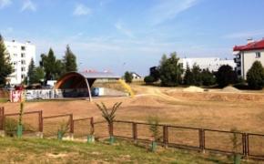 | Trwają prace przy zagospodarowaniu terenów zieleni na osiedlu Krakowska Południe
