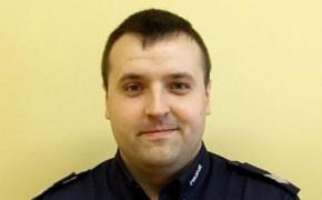 | Podkarpacki policjant doceniony przez MSWiA