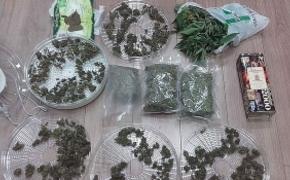 | Zatrzymano 33-latka z Mielca, który wytwarzał narkotyki