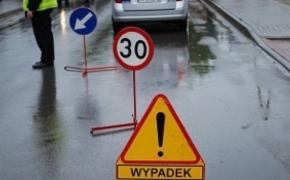 | Październik na podkarpackich drogach. Ile wypadków?
