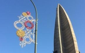 | W Rzeszowie rozpoczęto montaż świątecznych iluminacji