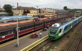 | Będą pociągi z Rzeszowa do Sandomierza. Pierwszy kurs w lipcu
