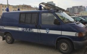   Atak na przypadkowego przechodnia przy ul. Piłsudskiego
