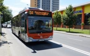 | Rzeszów inwestuje w komunikację miejską. Nowe zatoki i wiaty autobusowe