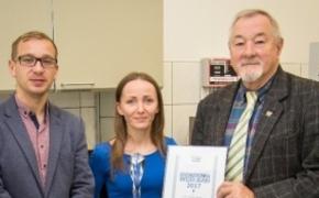 | Politechnika Rzeszowska nagrodzona za projekt dot. nowej technologii oczyszczania ścieków