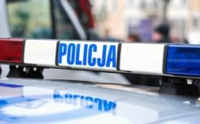 Zablokowana droga z Brzozowa do Domaradza. Utrudnienia trwały do godziny 13.00