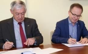 Politechnika Rzeszowska podpisała umowę o współpracy z V Liceum Ogólnokształcącym w Rzeszowie