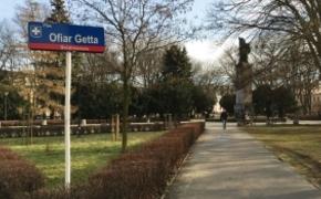 Pomnik Wdzięczności Armii Radzieckiej zniknie z placu Ofiar Getta