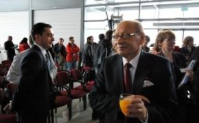 Tadeusz Ferenc we Wiedniu wśród najlepszych burmistrzów świata